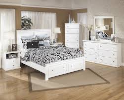 ashley furniture bedroom dressers awesome bed: bostwick shoals white bedroom furniture collection for  furnitureusa