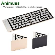 <b>Animuss</b> Bluetooth <b>Keyboard</b> For IPad IOS/Android/Windows Tablet ...