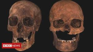 <b>Grave</b> with six skulls could be clan feud <b>burial site</b> - BBC News