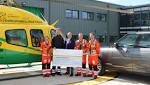 Customers keep air ambulance flying