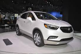 Twin City Buick 2017 Buick Encore Gets New Look More Tech Live Photos And Video