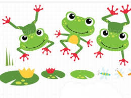 Image result for 3 teacher frogs clipart