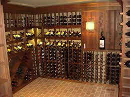 build a wine cellar in basement basement wine cellar idea