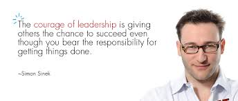 Simon Sinek Quotes About Business Leadership - Krista Kotrla