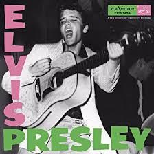 <b>Elvis Presley</b> (<b>180</b> Gram Audiophile Translucent Blue Vinyl/Limited ...