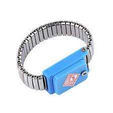 FIXFANS <b>Anti Static ESD Cordless Wrist Strap Bracelet</b> Stainless ...