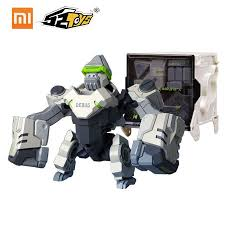 DKJ Xiaomi 52Toys <b>Deformation Toy Beast</b> Series Program Toy For ...