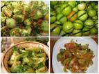 Салат с зеленых помидоров по корейски