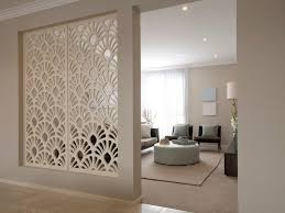 living room dividers ideas attractive: attractive panel living room divider design