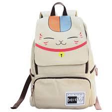 <b>Anime Natsume Yuujinchou</b> Backpack <b>Anime</b> School Bag <b>Classic</b> ...