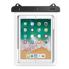 MoKo Waterproof Tablet Case, Tablet <b>Pouch</b> Dry <b>Bag for New</b> iPad ...