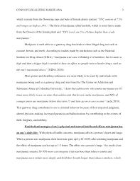 legalization of marijuana pros and cons essay  wwwgxartorg debate paper cons for legalizing marijuanathe form of marijuana called sinsemilla cons of legalizing