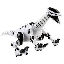 <b>Интерактивная</b> игрушка <b>робот WowWee</b> Roboreptile 8065 ...
