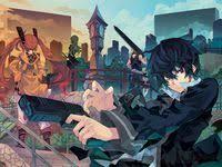 100+ <b>Black Bullet</b> ideas | <b>black bullet</b>, bullet, <b>anime</b>