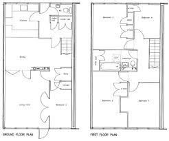 Beautiful Popular bedroom house floor plans for Hall  Kitchen    Popular bedroom house floor plans