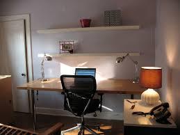 psimple rectangle black wooden computer desk hang black gloss rectangle home office desk