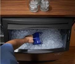 undercounter ice maker