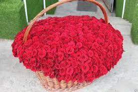 Букеты из роз - <b>Композиция из 1001</b> розы