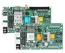 <b>HUIDU</b> HD-A30 with WIFI Module Asychronous <b>full color</b>: Amazon.in ...