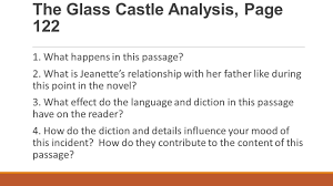 compare contrast essay structure the glass castle analysis page 2 the glass castle