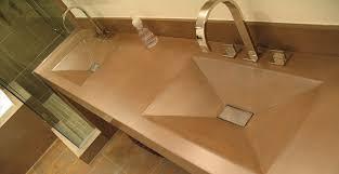 valley concrete bathroom ketchum ftc: integral concrete bathroom sinks feat concrete bathroom kudrick  integral concrete bathroom sinks