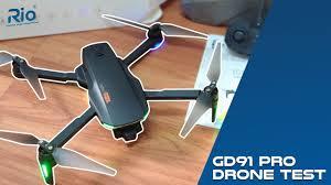 <b>Global Drone GD91</b> Pro Test flight & Camera Test. - YouTube