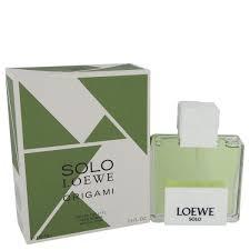 <b>Solo Loewe Origami</b> Loewe Eau de Toilette Spray 100ml