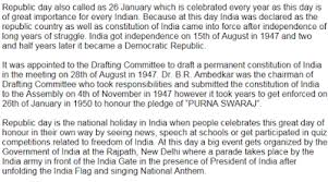 republic day speech essay poem in english–january january english speech