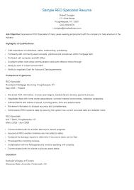 sample reo specialist resume resame resume sample reo specialist resume