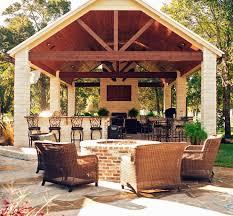 Outdoor Patio Kitchen Outdoor Kitchen Plans Patio Kitchen Design Wooden Cabinet Bbq