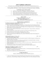 sample cover letter for high school athletic director athletic director cover letter and resume examples the balance