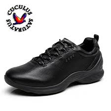 Winter Spring Genuine <b>leather</b> Shoes Man Running Shoes Snow ...