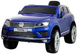 <b>Детский электромобиль Dake VW</b> Touareg Blue 12V 2.4G - F666 ...