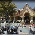 Disney Theme Parks Now on Google Street View