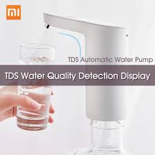 <b>Xiaomi XiaoLang</b> TDS Automatic <b>Water</b> Pump Touch Switch Mini ...