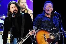 How <b>Bruce Springsteen</b> Humiliated Dave Grohl