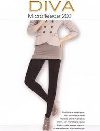 <b>Колготки DIVA колготки</b> женские <b>Microfleece 200</b> Фаворит купить ...