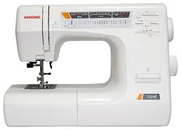 Купить <b>Швейная машина JANOME 7524</b> E белый в интернет ...