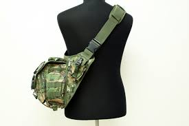MOLLE sports <b>bag</b> Shoulder <b>Bag</b> Marpat Woodland <b>SG</b> 01 DGC-in ...