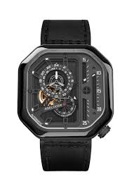 Agelocer Men's Watch <b>Waterproof Automatic Mechanical</b> Skeleton ...