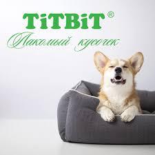 Вред и опасность <b>лакомств для собак</b> от <b>TitBit</b>