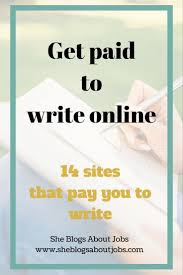 best ideas about writing jobs creative writing part time jobs this is a list of 14 legitimate online writing jobs at home