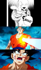 Endless Panorama — DB fans are quite insistent that Son Goku takes... via Relatably.com