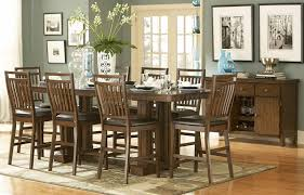 wicker bar height dining table: affordable counter height dining table sets cheap