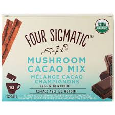 Four Sigmatic <b>Mushroom Cacao Mix with</b> Reishi - 10's | London Drugs