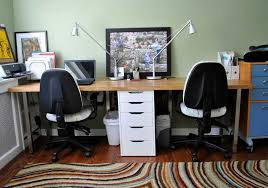two person home office 1000 images about two person desk on pinterest two person desk desks agreeable home office person visa