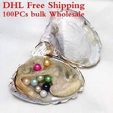 FidgetGear <b>100Pcs Mixed Color Bulk Wholesale</b> Freshwater Oysters ...
