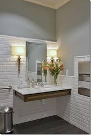 a welcoming dental office bathroom office