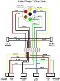 17 best ideas about trailer light wiring rv led typical 7 way trailer wiring diagram