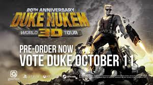 <b>Duke Nukem 3D</b>: 20th Anniversary World Tour Teaser Trailer ...